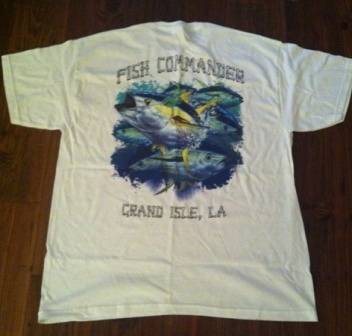 Deepsea Fishing Tshirts