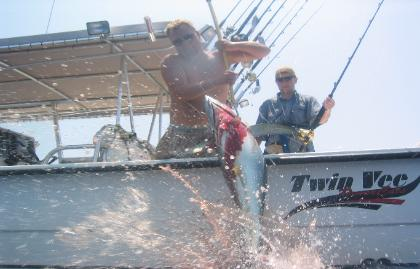 grand isle fishing charters