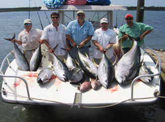 Deep sea fishing charter venice la for Fishing license in louisiana
